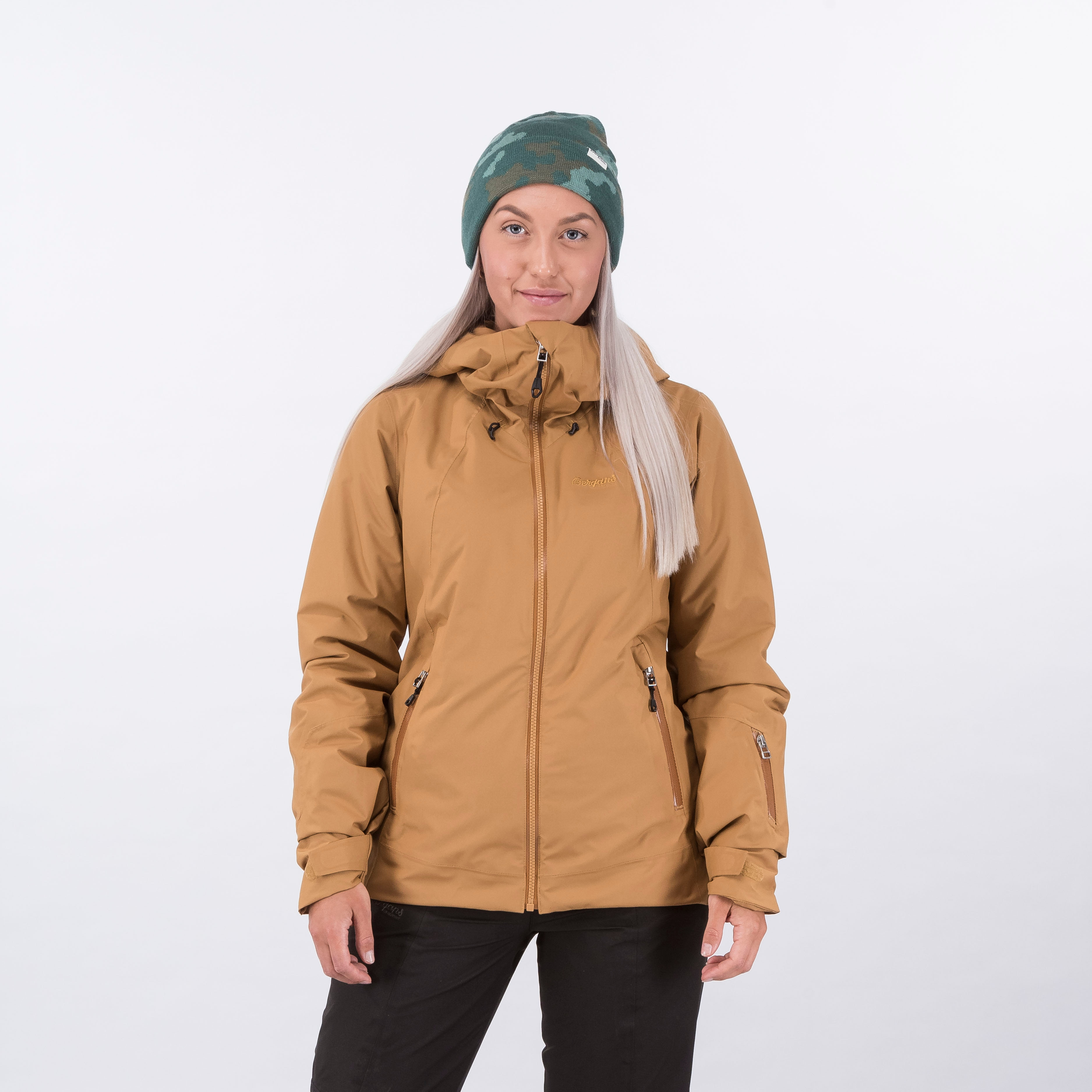 Stranda Insulated Hybrid W Jacket