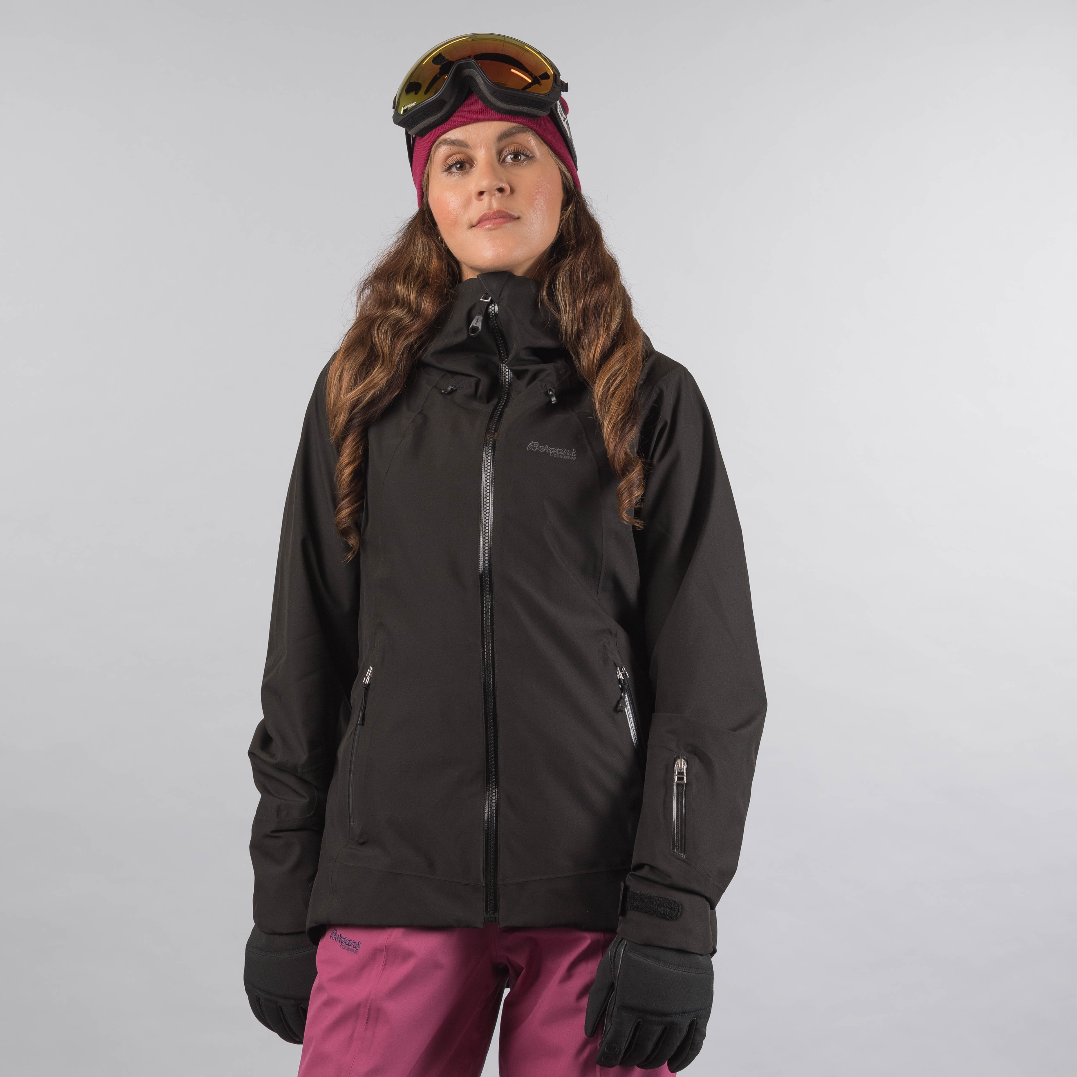 Stranda Insulated Hybrid W Jacket