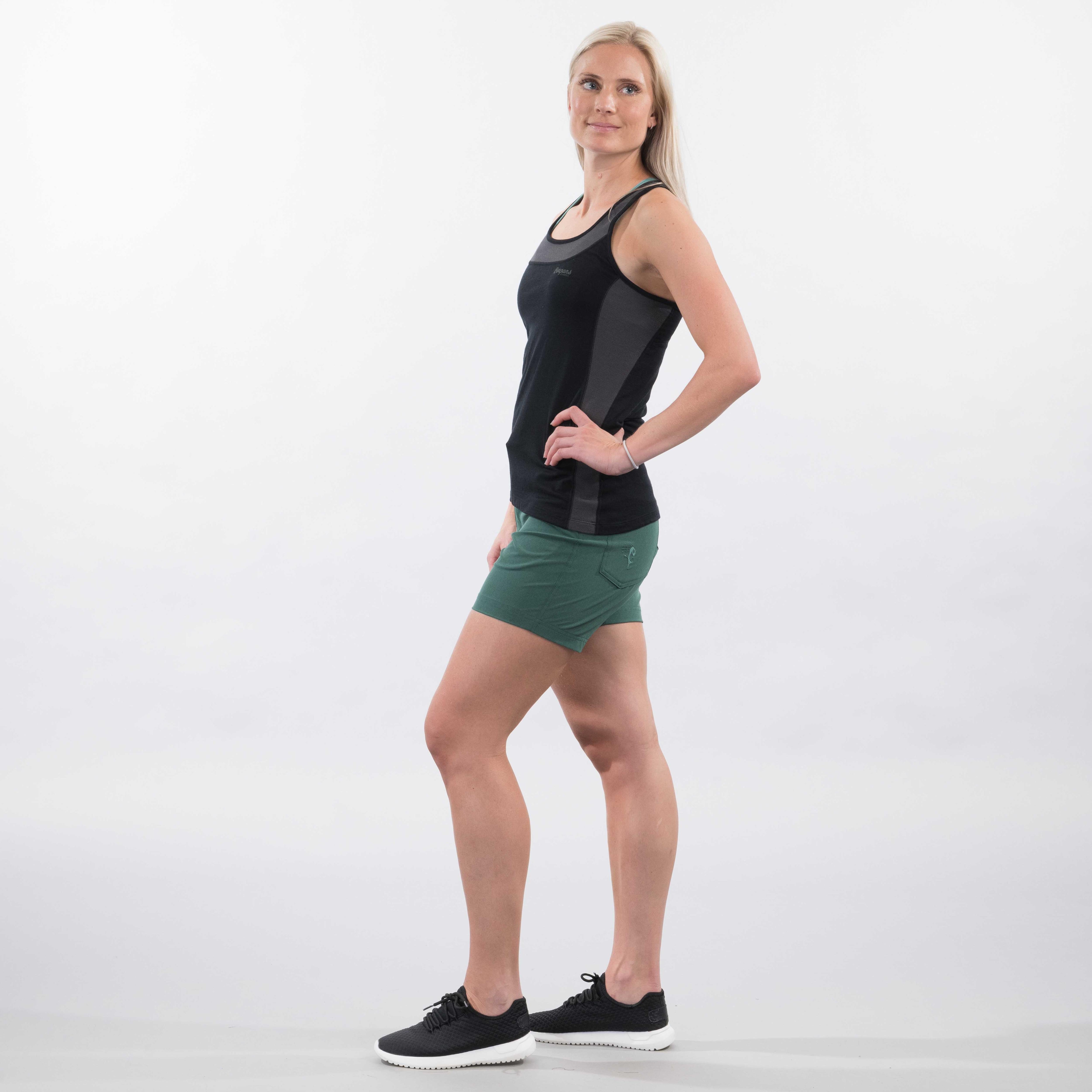 Cecilie Flex Shorts