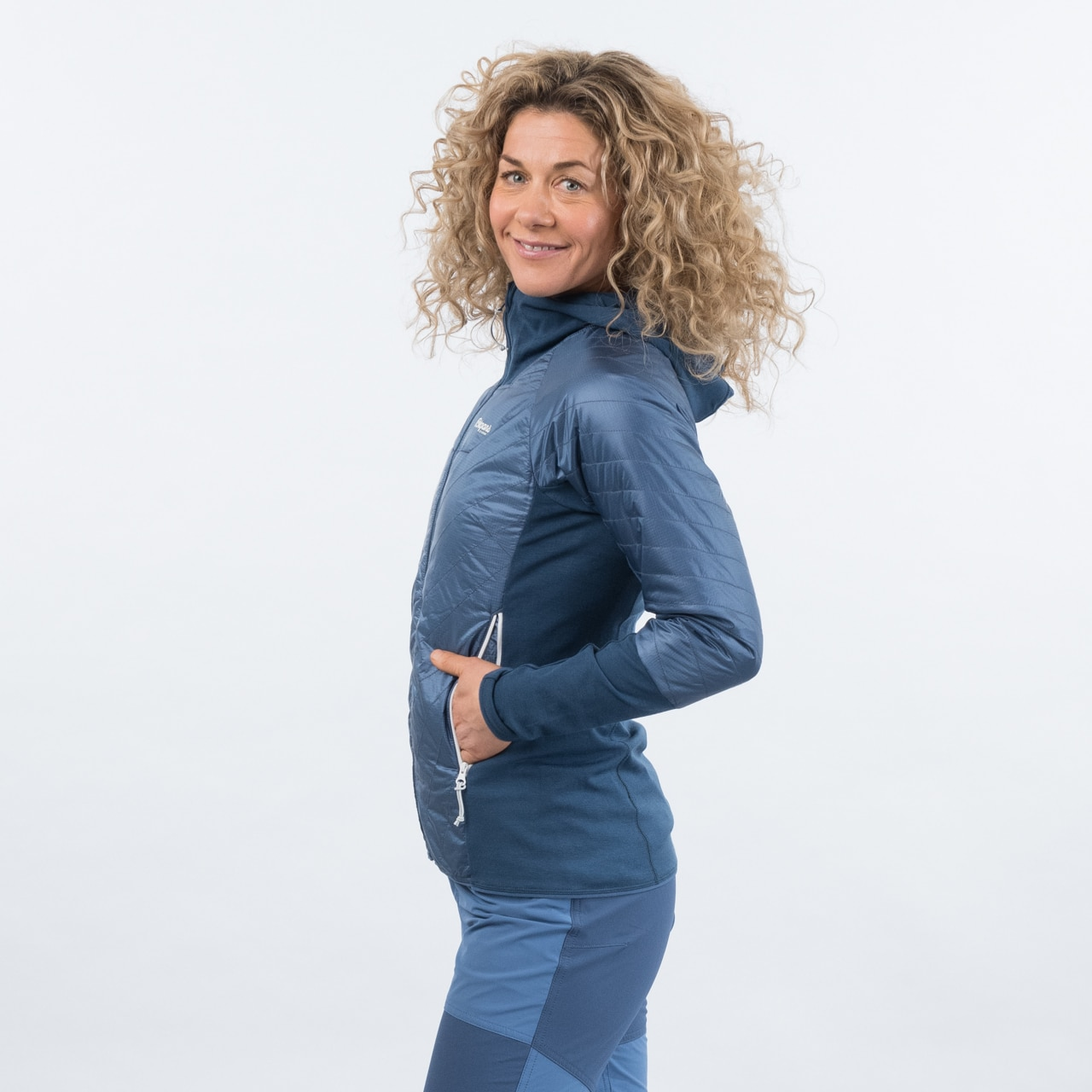Cecilie Light Insulated Hybrid Jacket