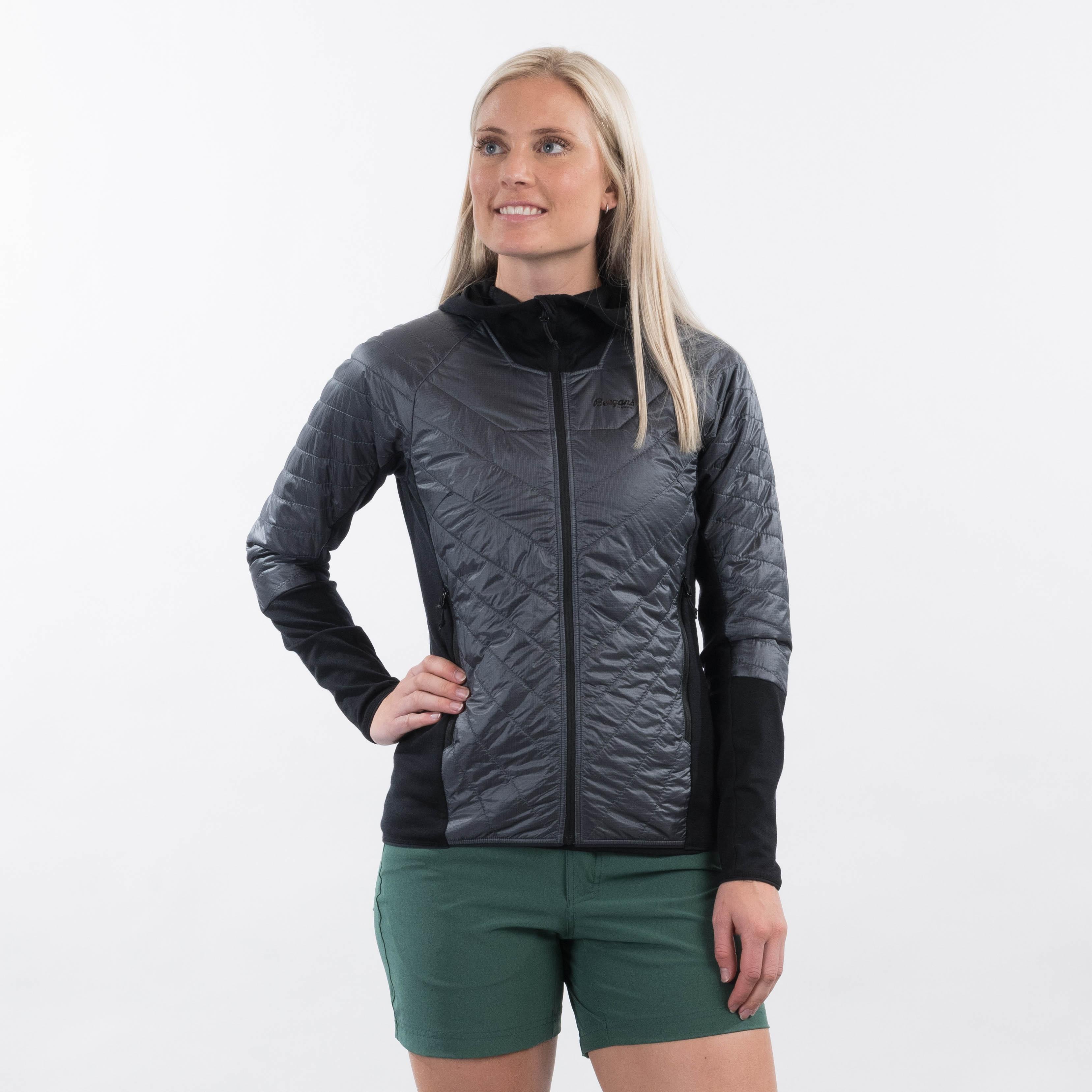 Cecilie Light Insulated Hybrid Jacket