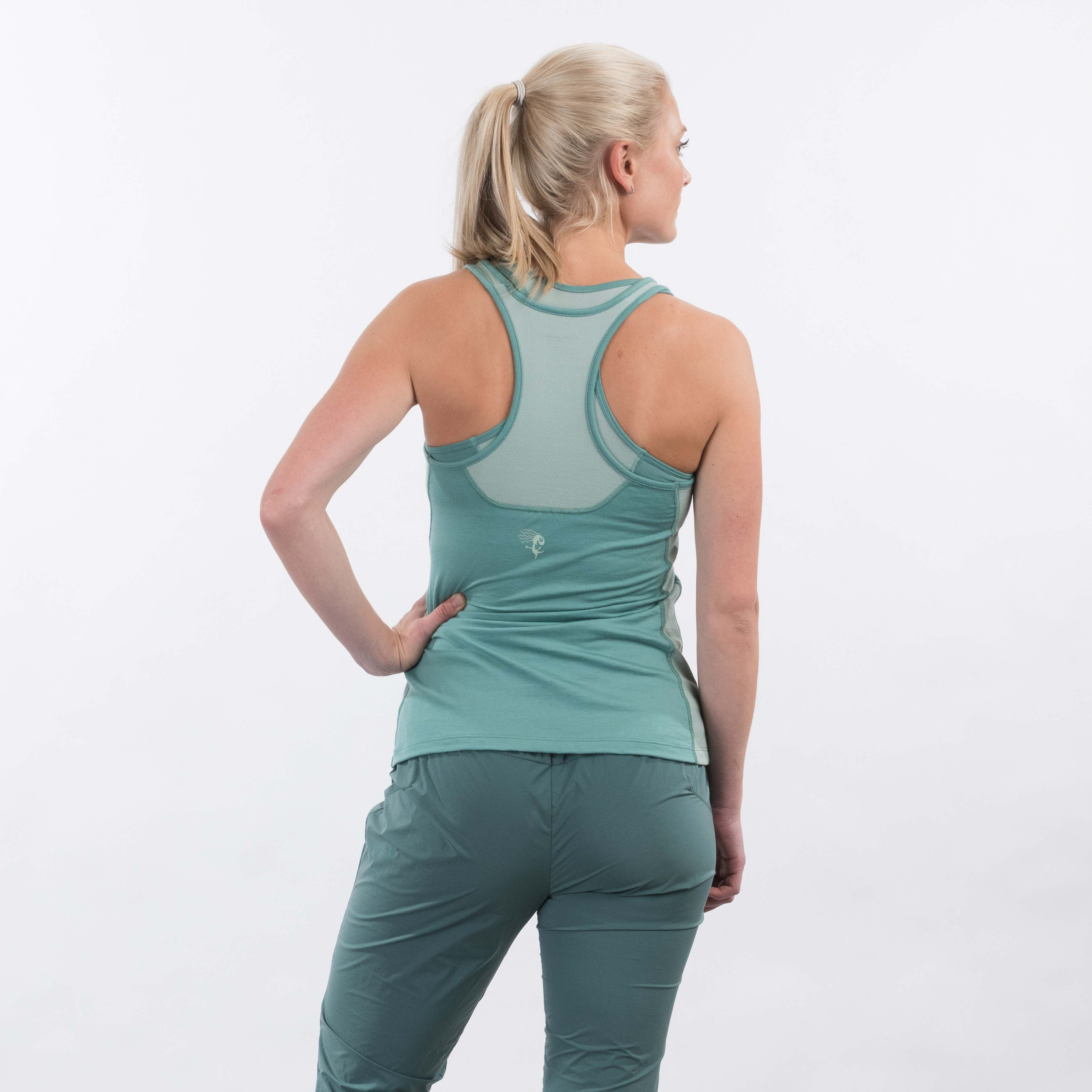 Cecilie Active Wool Singlet