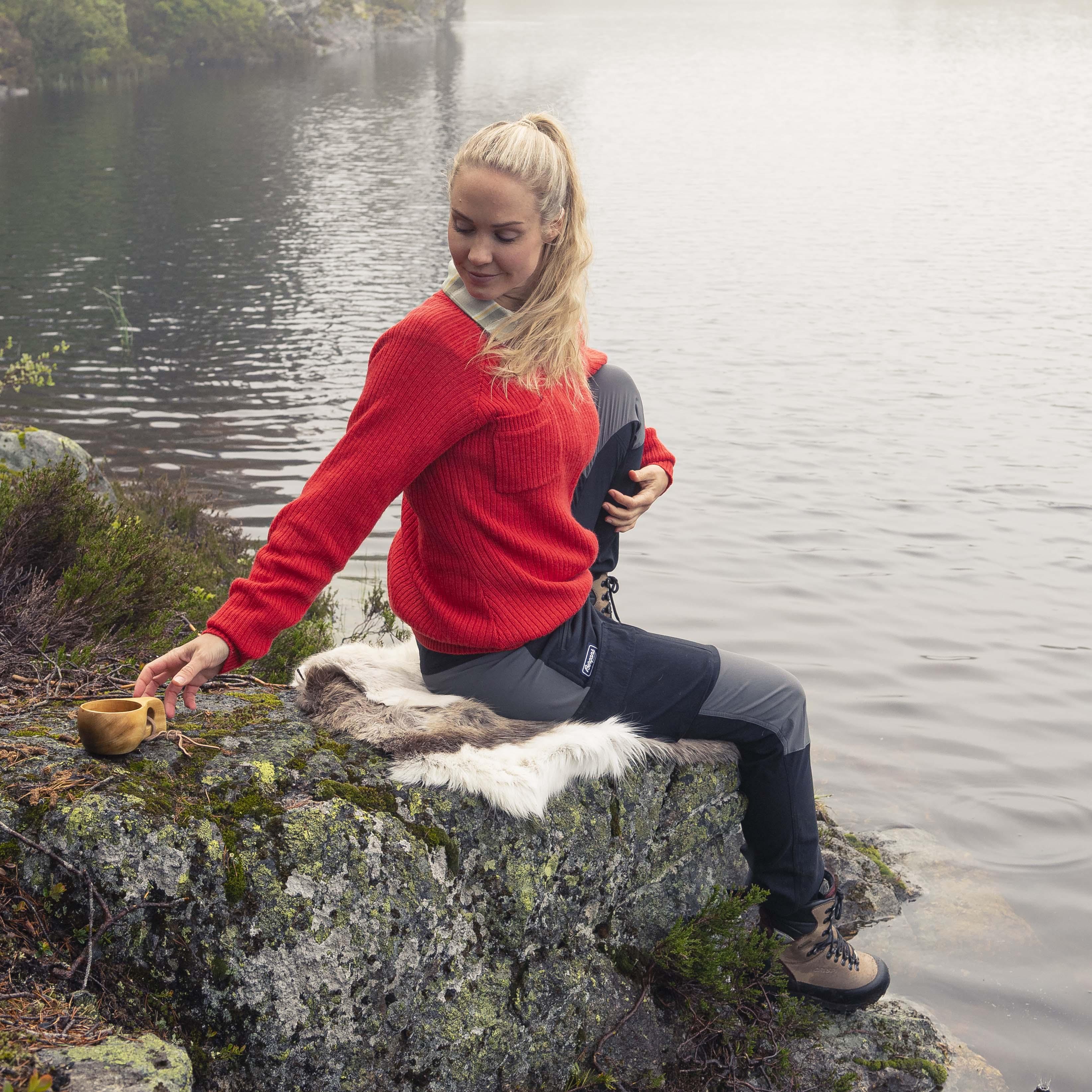 Nordmarka Hybrid W Pants