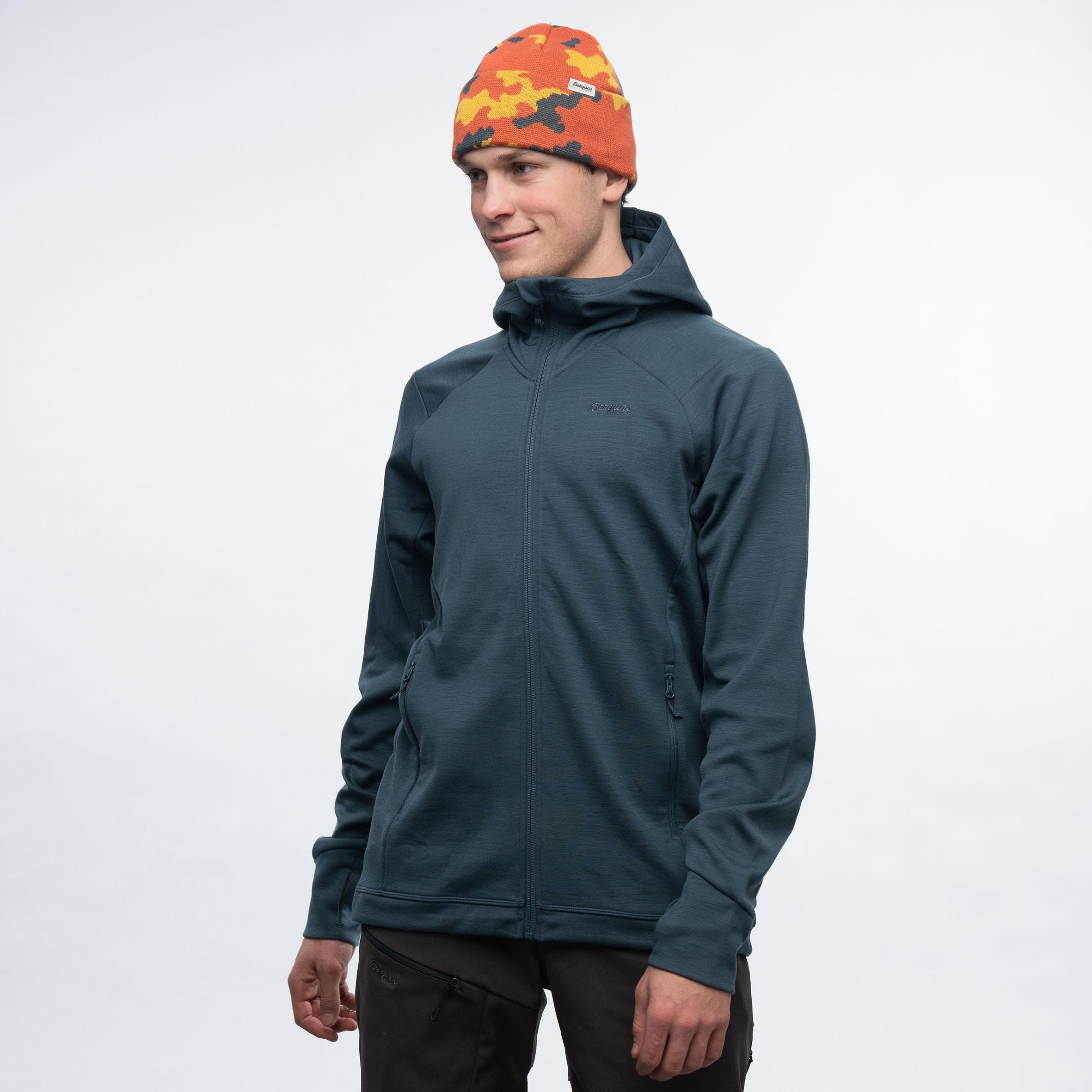 Ulstein Wool Hood Jacket