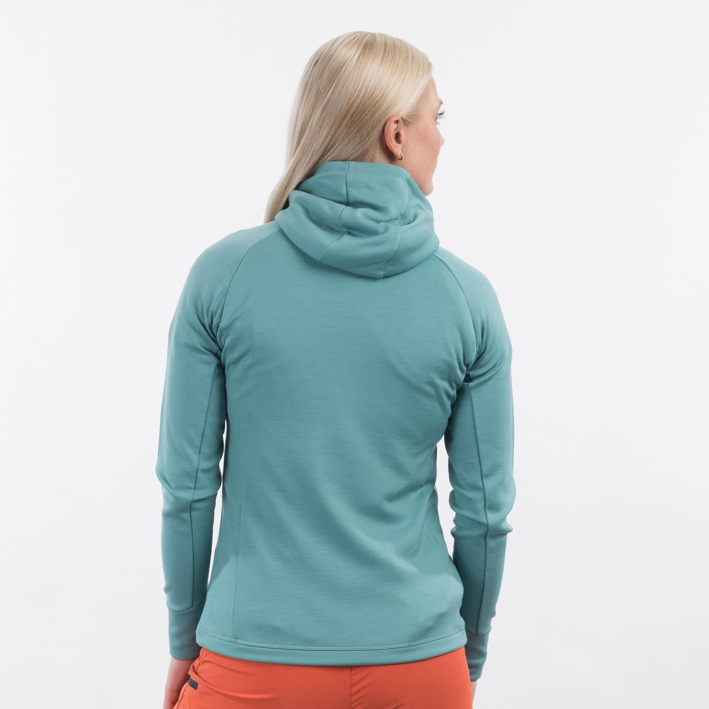Ulstein Wool Hood W Jacket