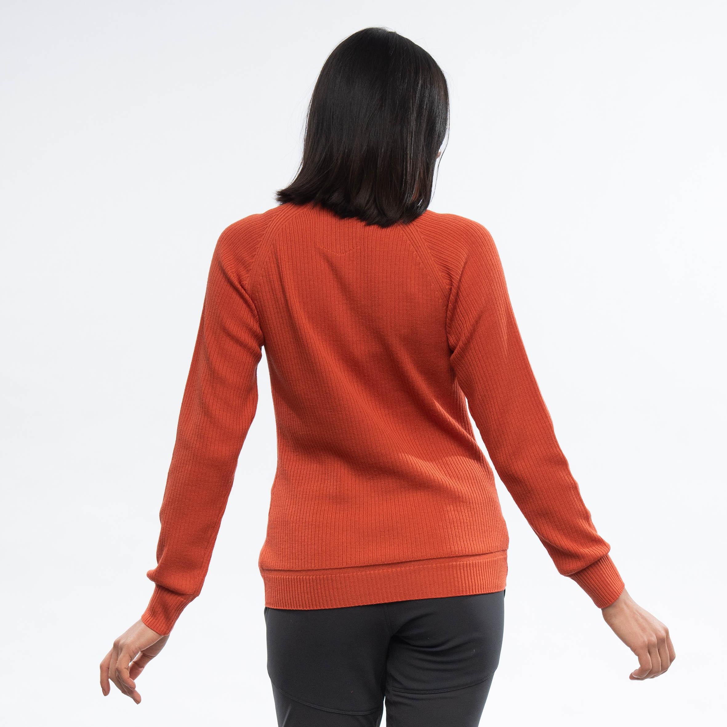Solli Wool W Sweater