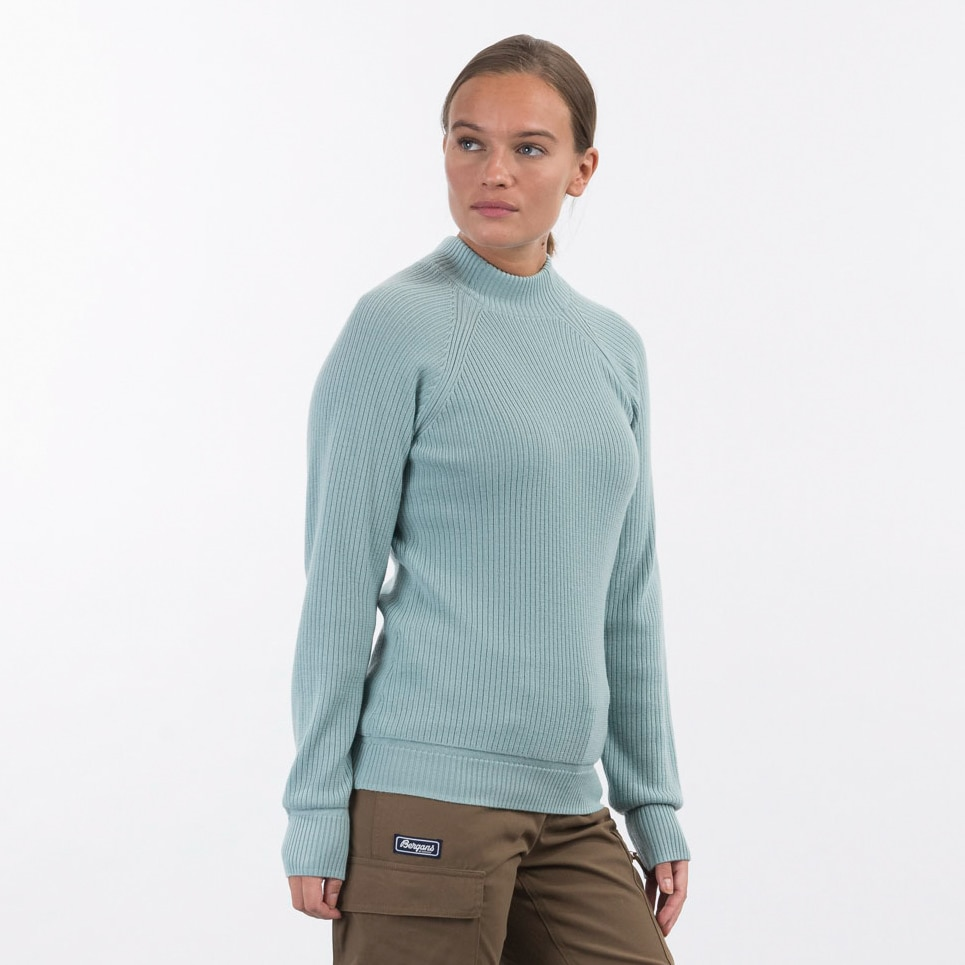 Solli Wool W Sweater