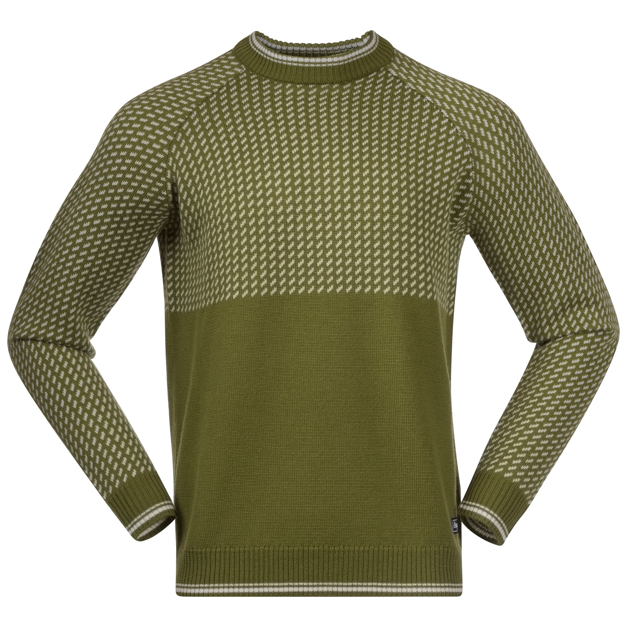 Alvdal Wool Jumper