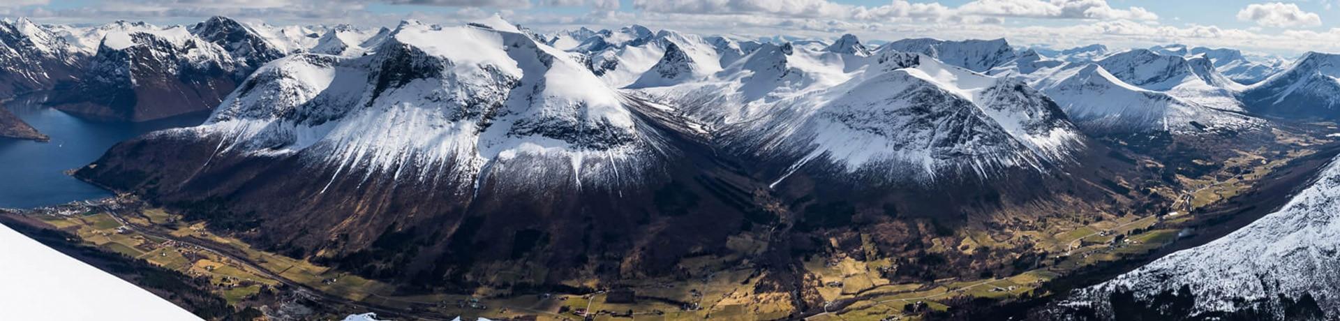 Alpene i vest