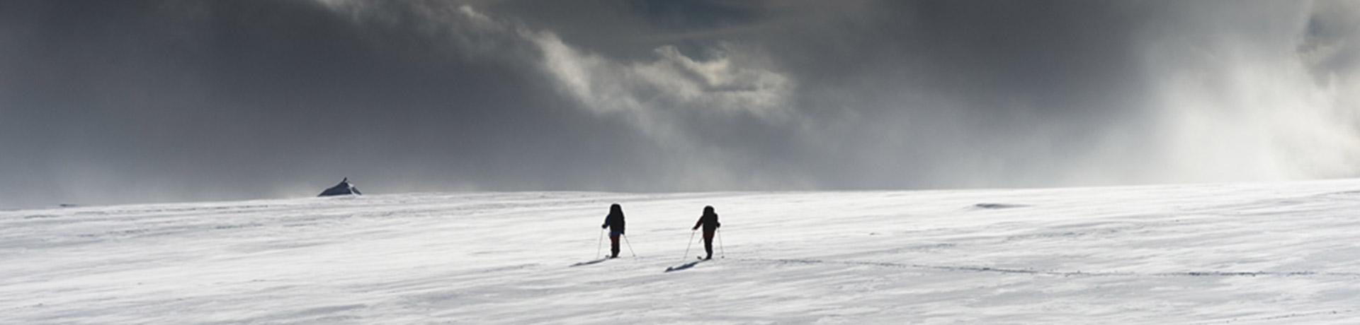 Værfast i Tafjord